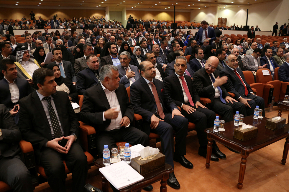 Iraq approves partial list of cabinet ministers amid government struggles