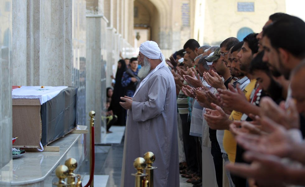 Iraqi Sunni Scholars Targeted By Is Militants