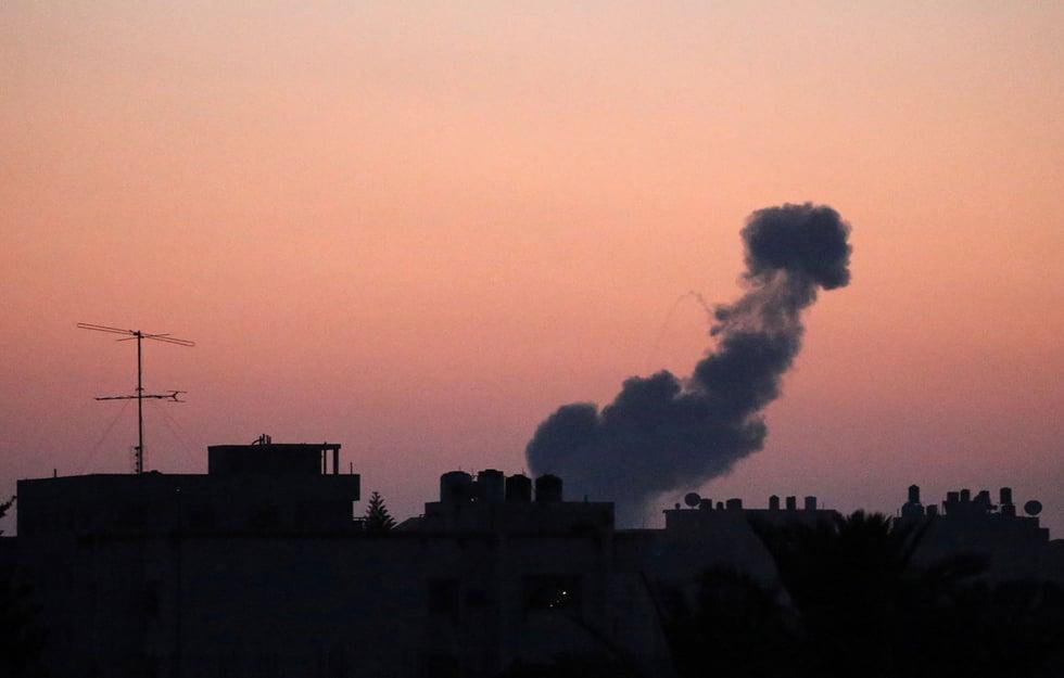Netanyahu says Israel may ramp up 'intensity' on Gaza following air strikes