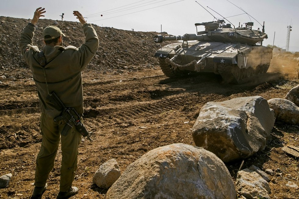 JNF Canada under audit for using donations to fund Israeli army projects: Report