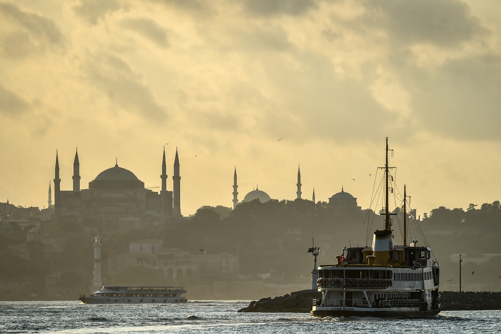 ANALYSIS: Investor love affair with Turkey may end in tears