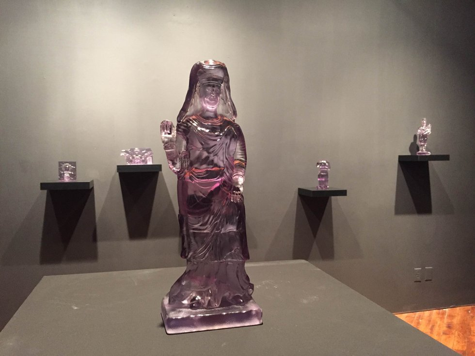 D Printing Exhibition Toronto : Art and activism collide at iraqi artefact exhibition in