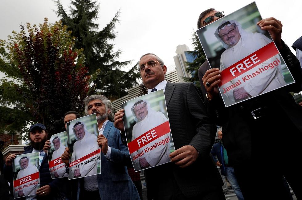 Saudi explanation for Khashoggi murder dismissed as 'absurd'