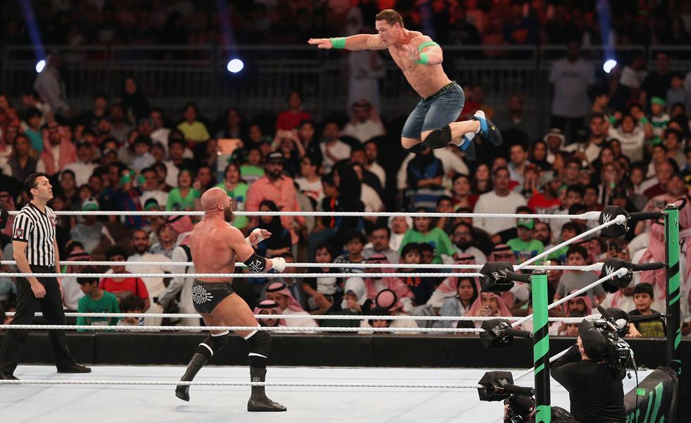 WWE to stage wrestling event in Riyadh amid Khashoggi crisis