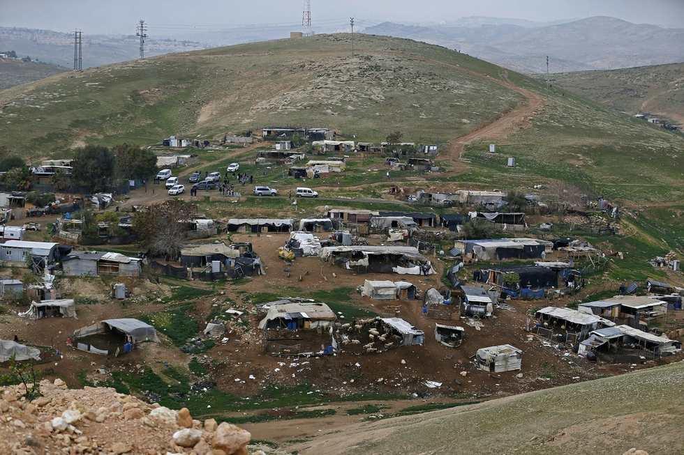 Israel's top court authorises demolition of Palestinian village of Khan al-Ahmar