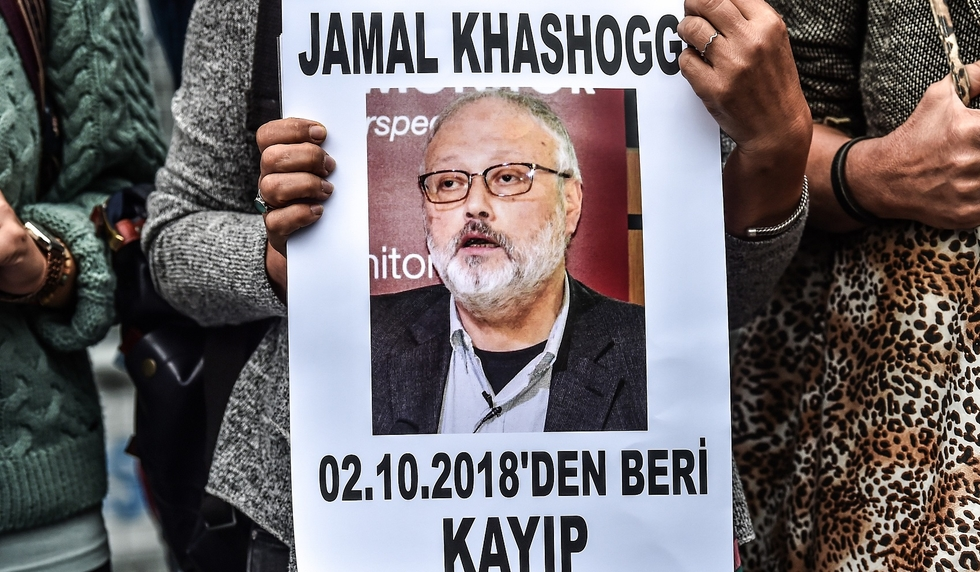 Jamal Khashoggi called for freedom of expression in final column