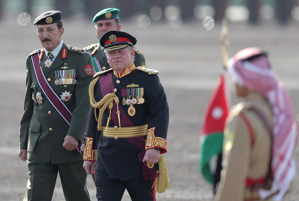 Blinken voices support for Jordan's King Abdullah in call