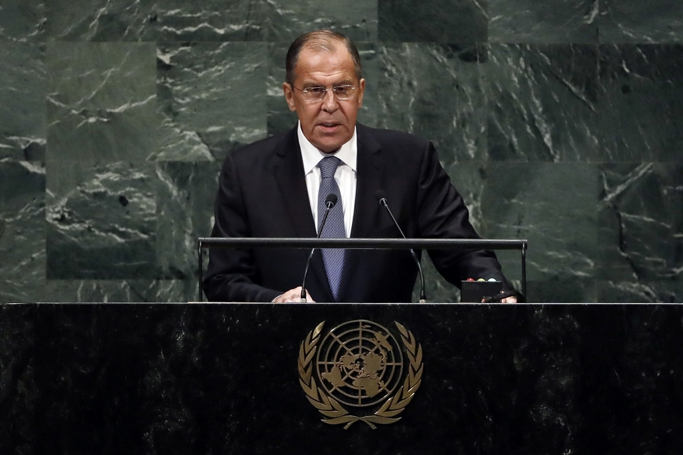 UNGA: Return of Syrian refugees a 'priority', Russia's Lavrov says