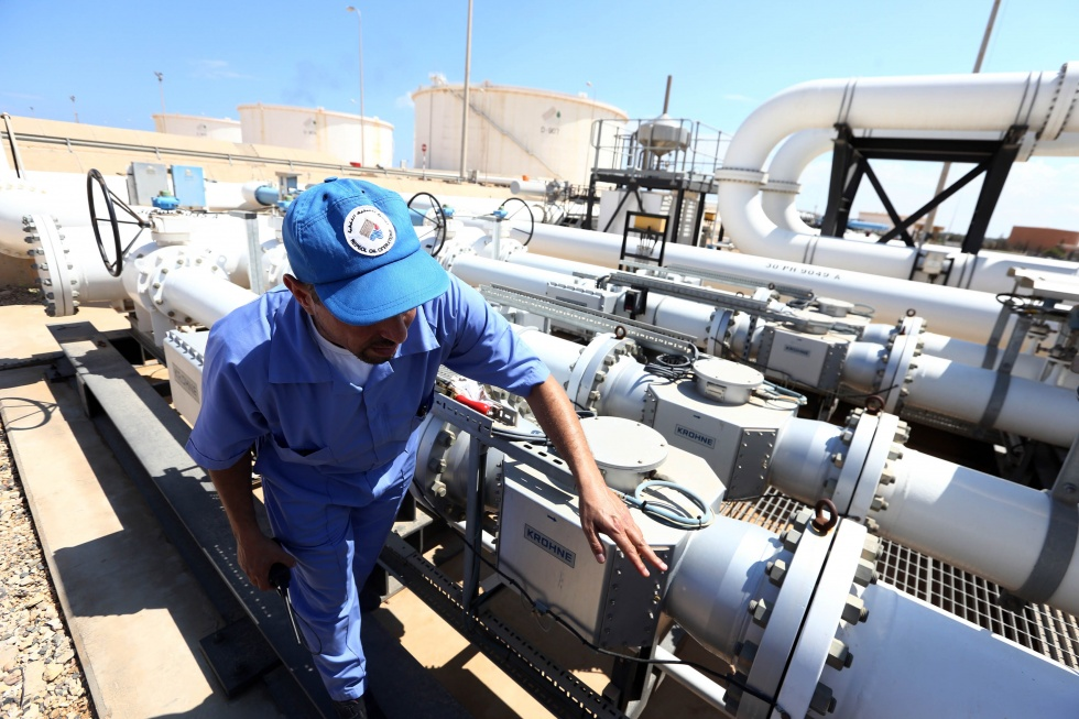 Libya rivals fight for control of National Oil Corporation   Middle