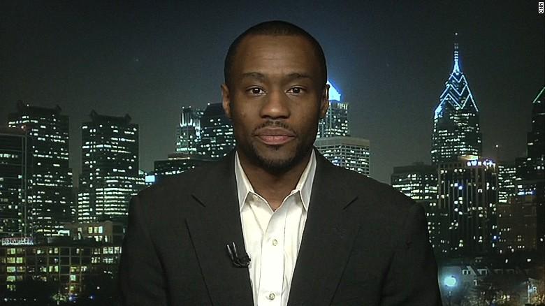 Social media defends Marc Lamont Hill after CNN firing over Palestine