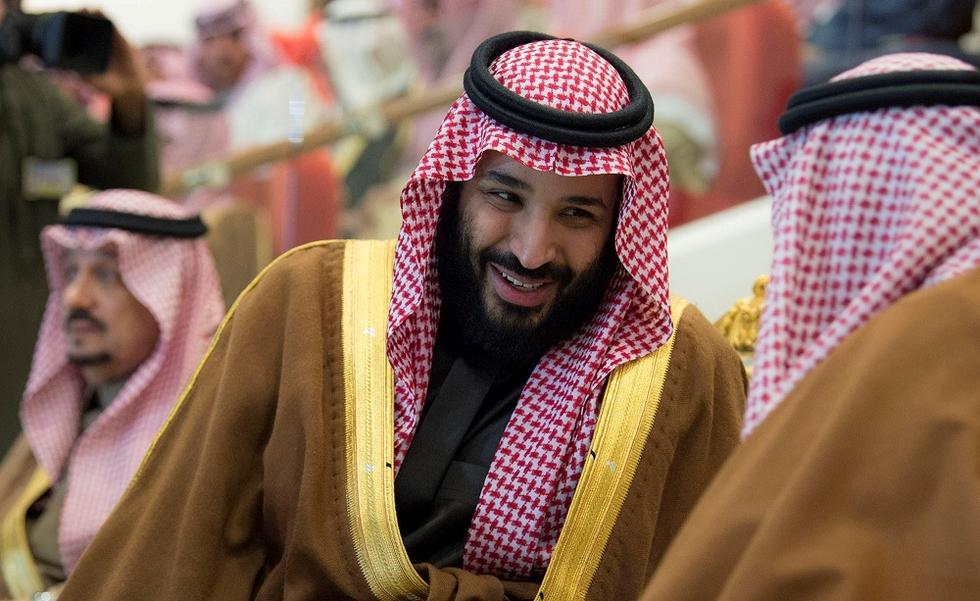Palestinians should 'accept Trump deal or shut up', says bin Salman