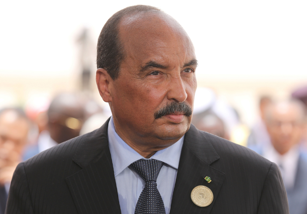 Mauritanians vote in last election before key presidential ballot