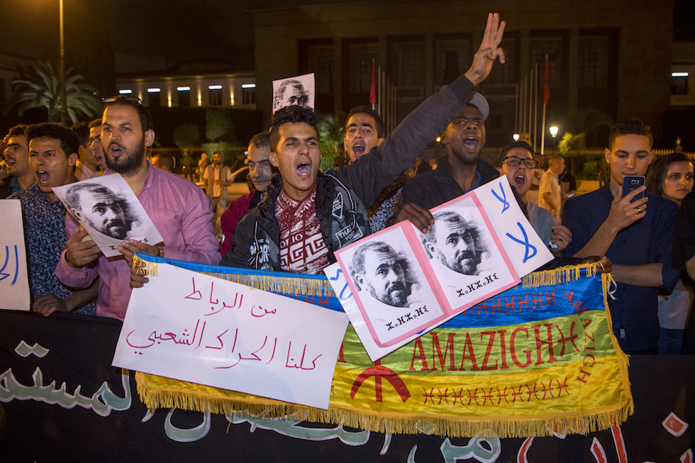 Jailed Moroccan human rights activist among Sakharov Prize finalists