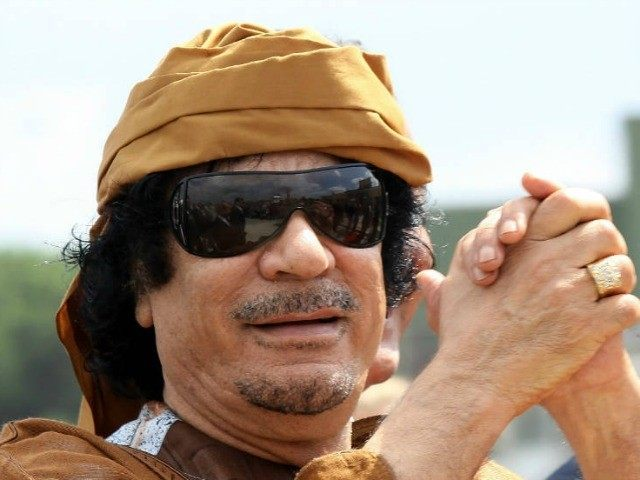 Trump extends Obama-era sanctions against Gaddafi's family