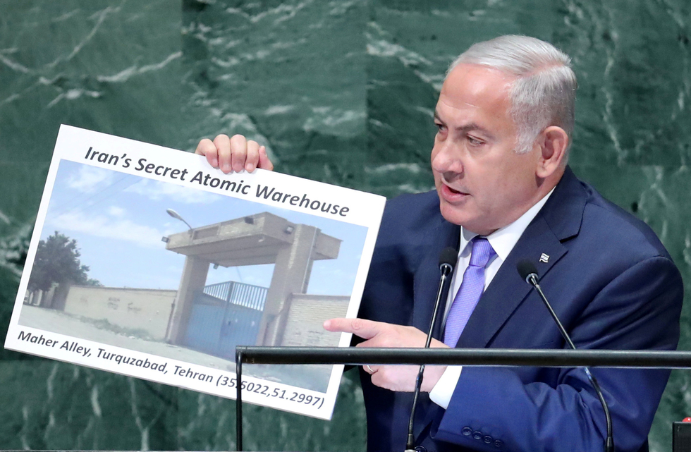 UNGA: Netanyahu focuses on Iran; Abbas asks US to reverse Jerusalem decision