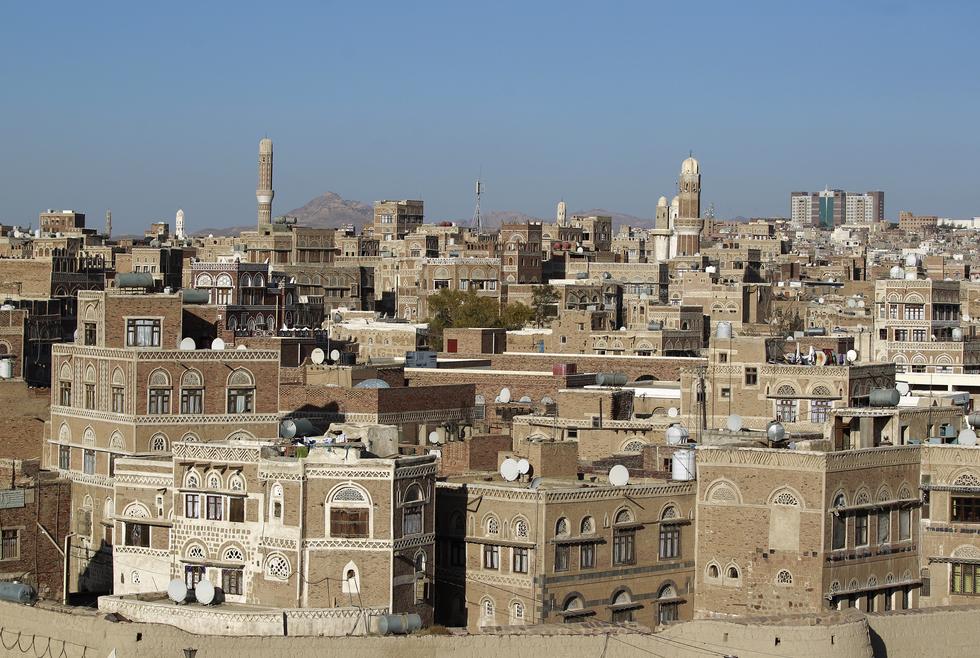 Saudi-led coalition bombs historic Old City in Yemen's ...