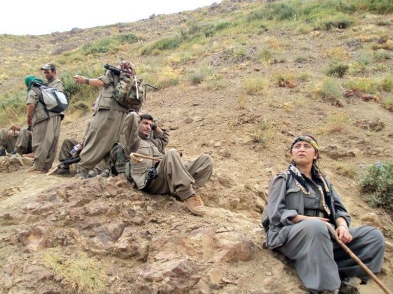 Turkey says its air strikes 'neutralised' 26 Kurdish militants in northern Iraq