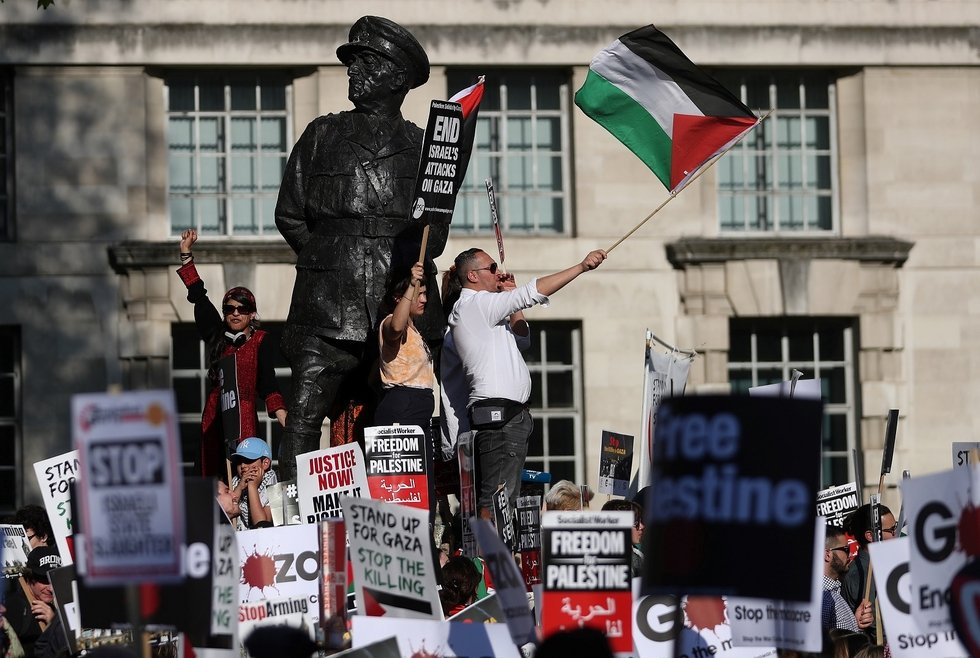 UK minority and ethnic groups slam attempts to silence discourse on Palestine