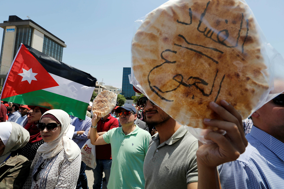 2011–12 Jordanian protests