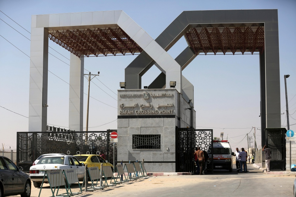 PA pulls staff from Rafah border crossing to protest brutal practices by Hamas