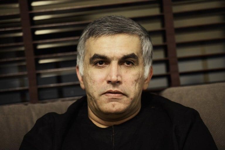 Bahrain upholds five-year jail term against Nabeel Rajab for anti-Saudi tweets