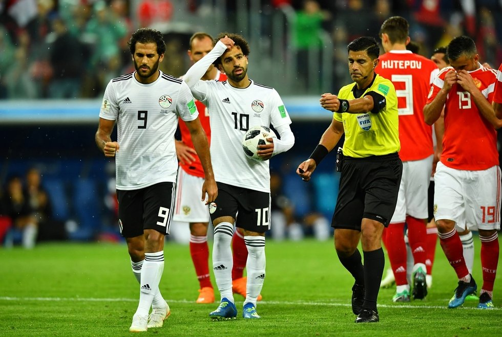 World Cup: Russia beat Egypt 3-1 as Salah returns