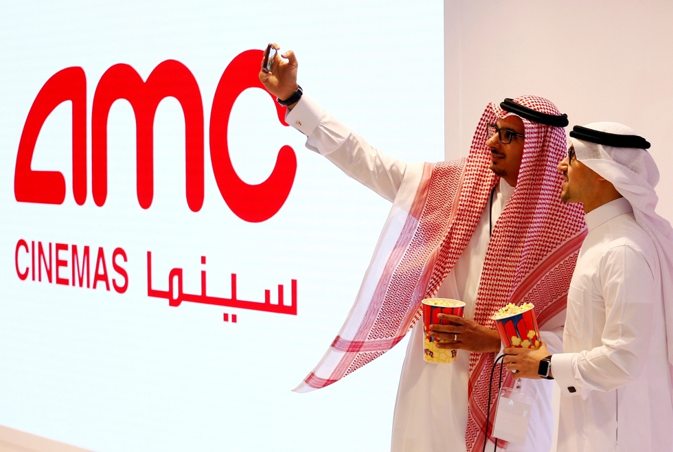 Saudi Arabia launches new cinema, ending a nearly 40-year ban