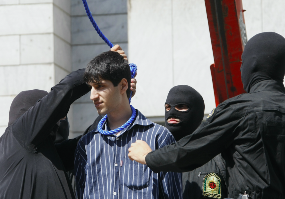 iranian mps call for death penalty to be abolished in drug