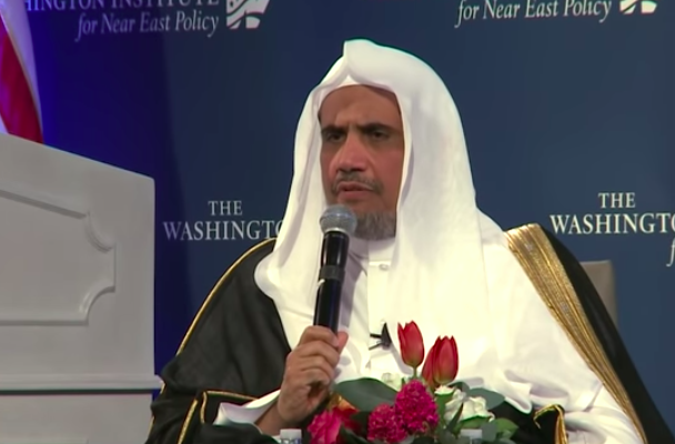 Saudi cleric calls for faith leaders to travel to Jerusalem 'for peace'