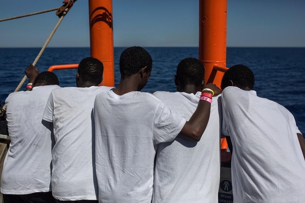 Aquarius rescue ship will no longer operate along deadly Mediterranean routes