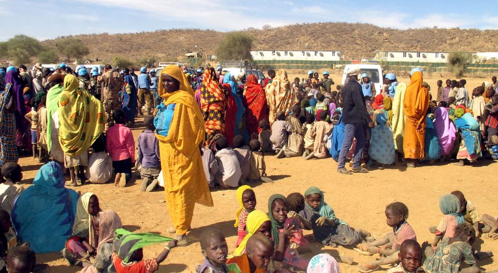 The Crisis in Darfur, Sudan