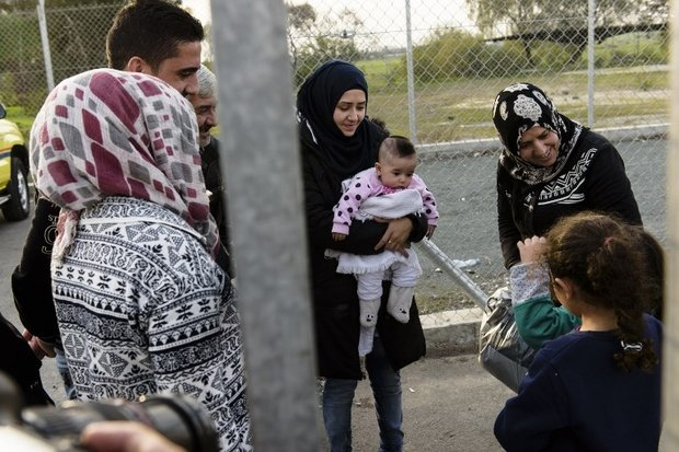 Cyprus police intercept migrant boat with 36 Syrian refugees