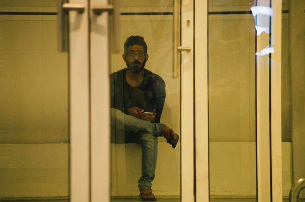 After 200 days living in airport, Syrian man arrested by Malaysian police