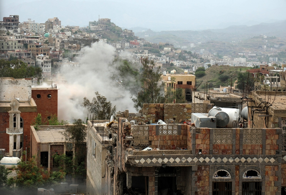20 killed in Yemen by Saudi-led coalition air strike