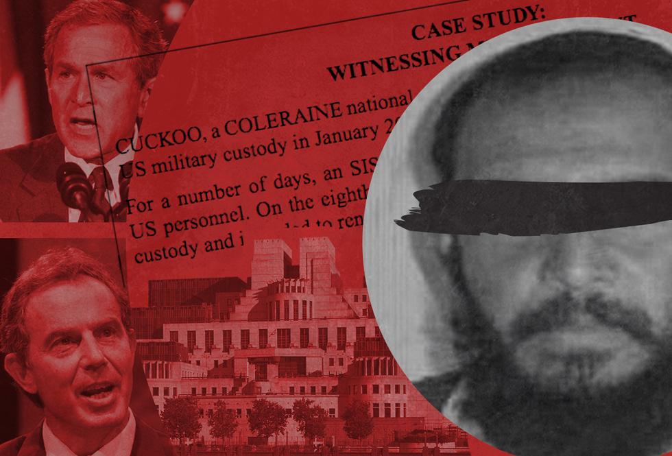 EXCLUSIVE: UK spy agencies knew source of false Iraq war intelligence was tortured