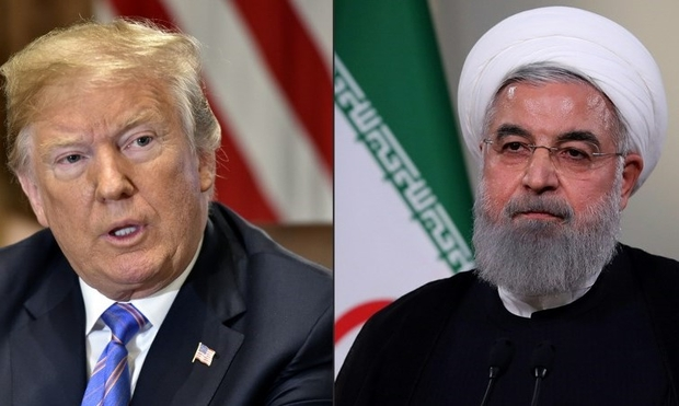 Trump threatens to ban companies doing business with Iran after US sanctions