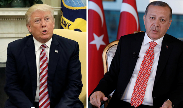 Khashoggi case: Trump and Erdogan agree 'all aspects' must be uncovered