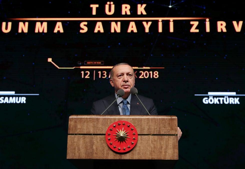 Erdogan: Turkey will launch new military operation against YPG in Syria