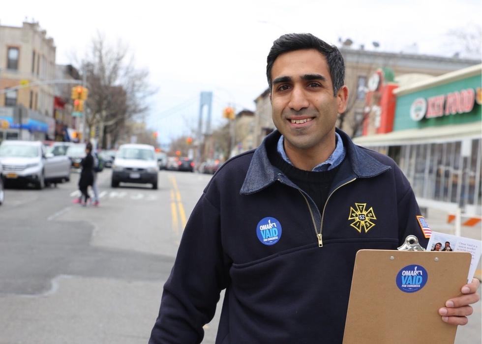 Wave of Muslim candidates across US look to reverse Trump policies