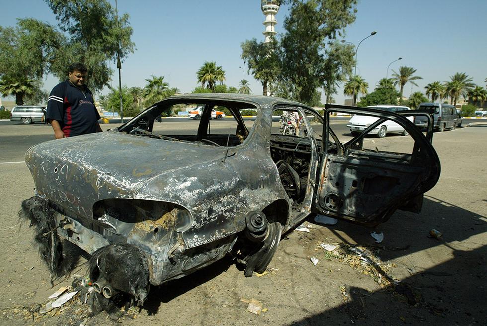 Baghdad massacre: US court finds ex-Blackwater mercenary guilty of murder