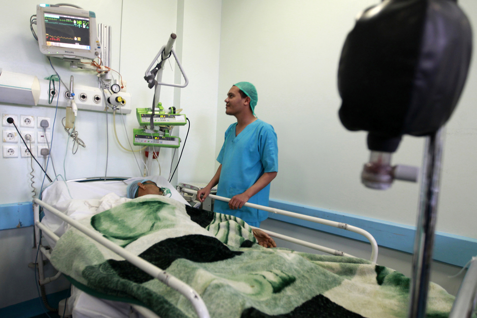 Image result for Surgical Strikes on Yemen Hospitals PHOTO