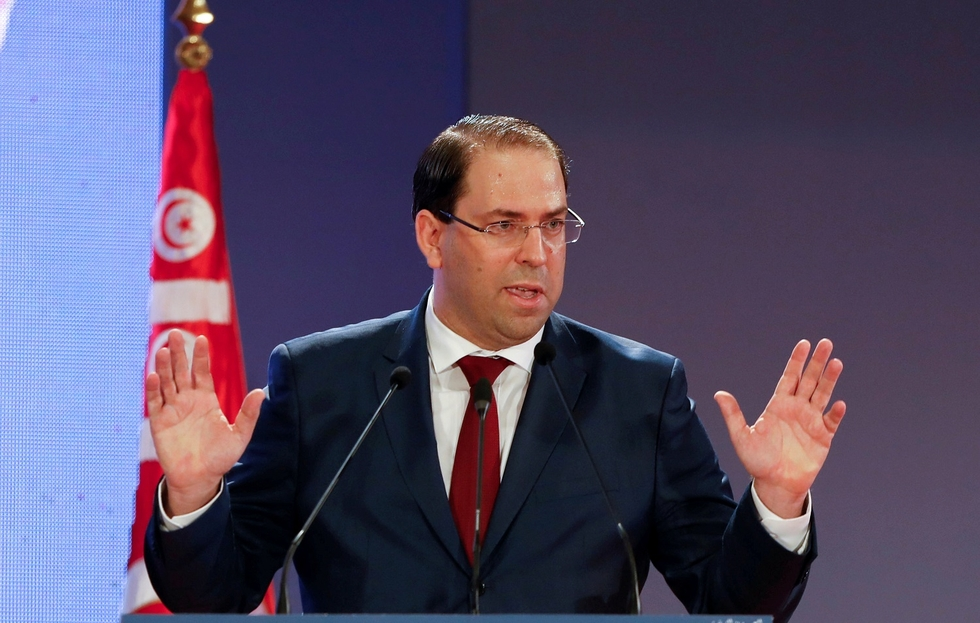Tunisian PM reshuffles cabinet to boost troubled economy