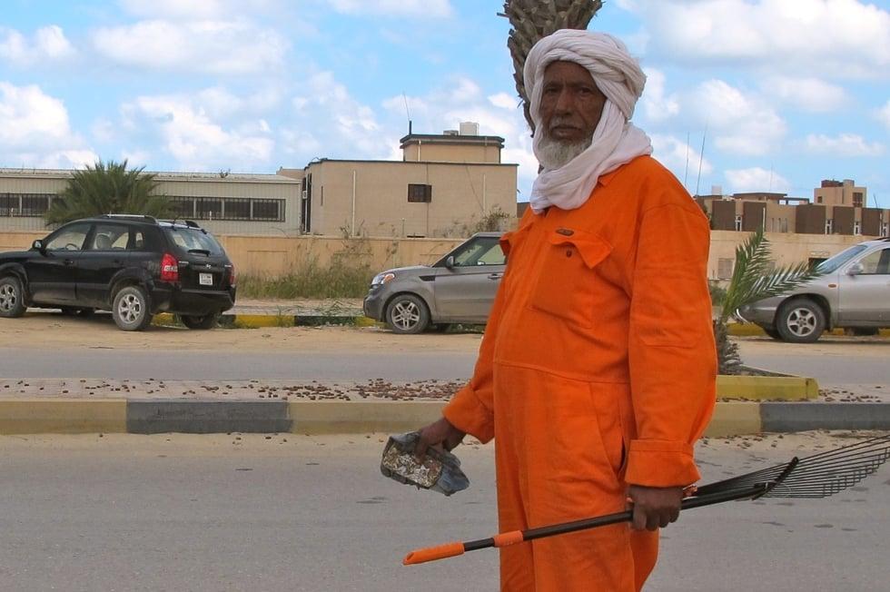 Libya's Tuareg find a new home in coastal Amazigh enclave