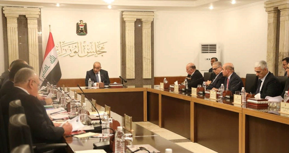 Iraq cabinet holds first post-Saddam meeting outside Green Zone