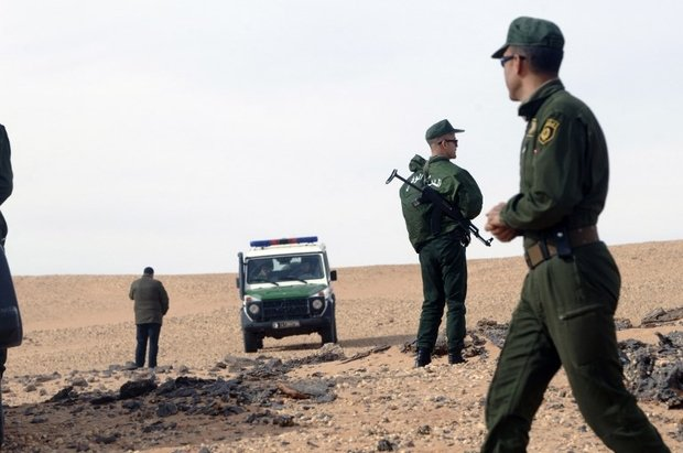 Algeria bars Syrians from entering via southern border, official says