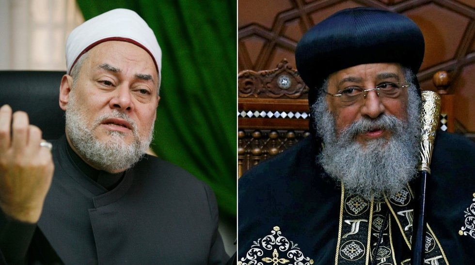 'A divine act': Egyptian religious leaders hail anniversary of Sisi's takeover