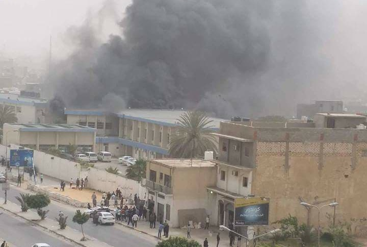 Libyan militants kill election officials in storming of Tripoli electoral office