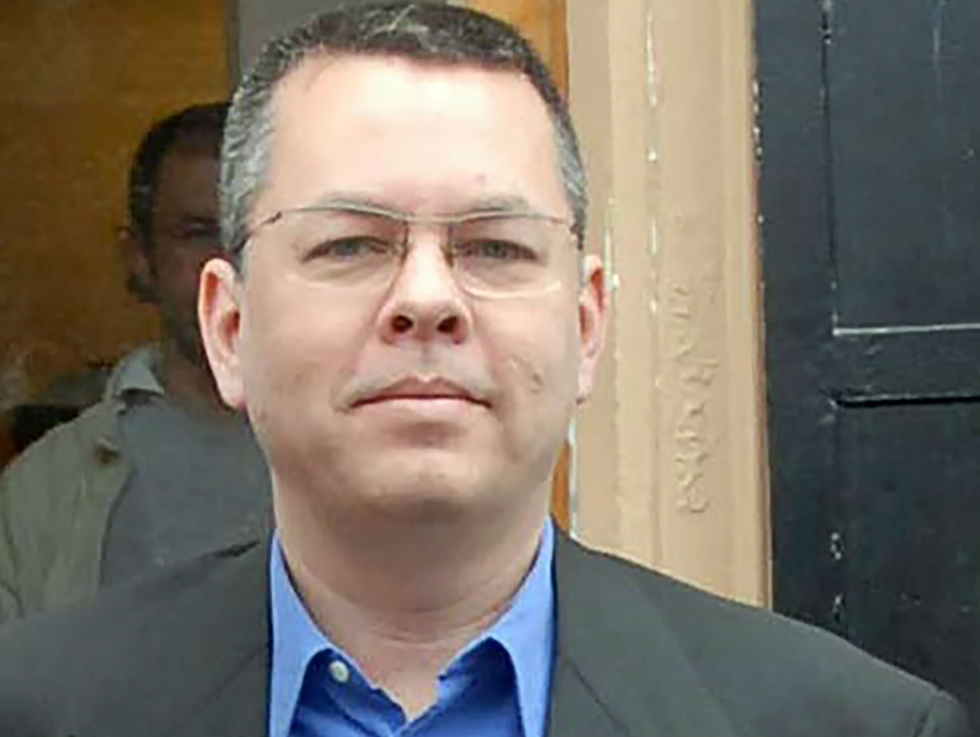 Jailed US pastor placed under house arrest in Turkey