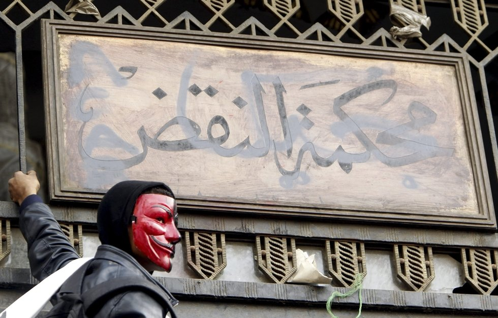 Egypt court confirms death penalty for 20 protesters over police killings