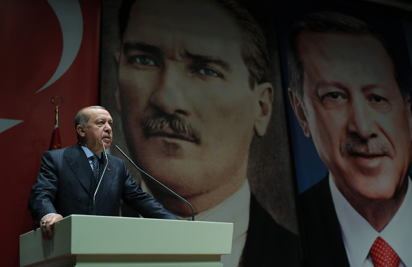 Informants fuelling steep rise in Turkish 'insulting president' cases, lawyers say